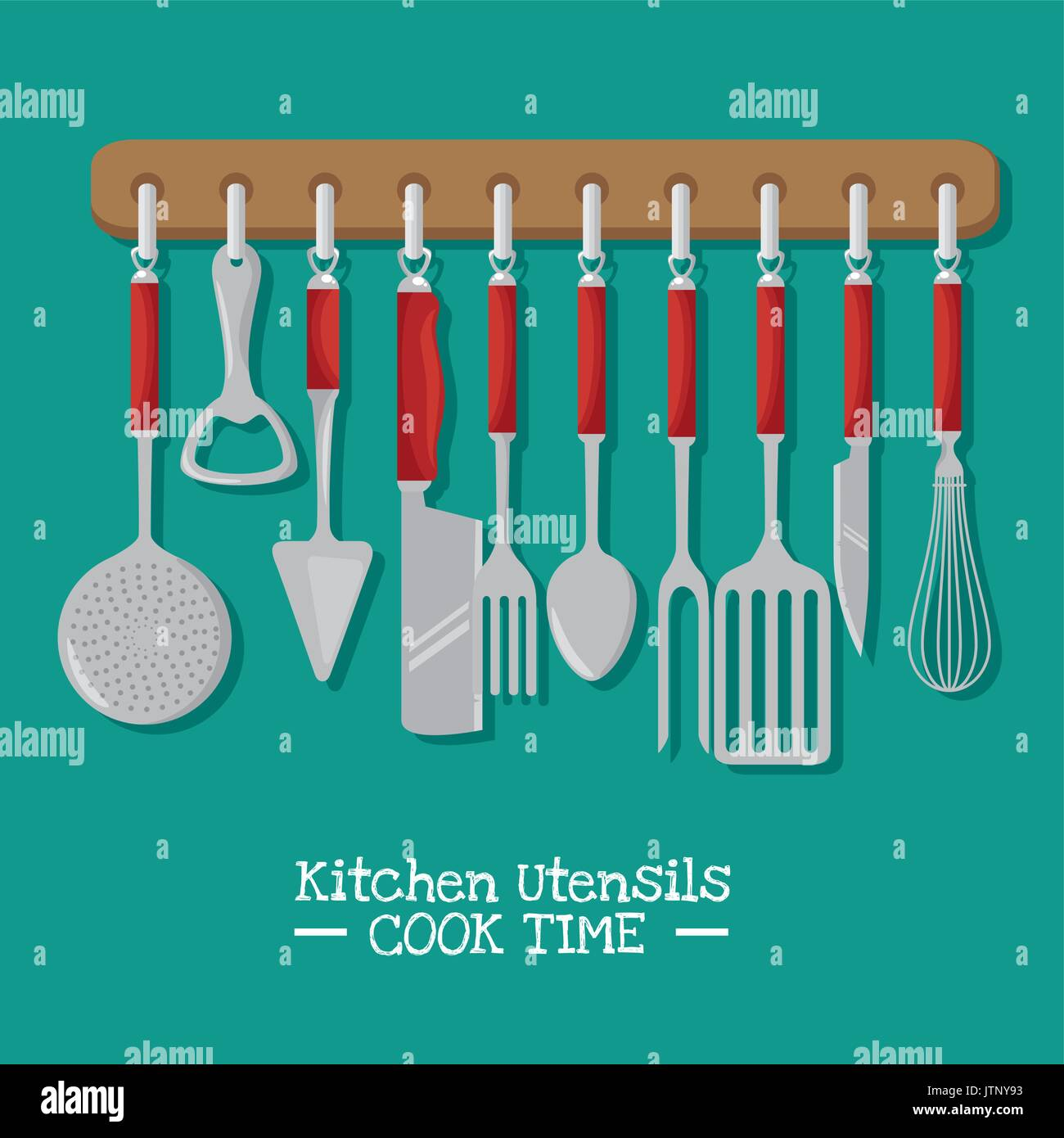Old Cooker Stock Vector Images - Alamy