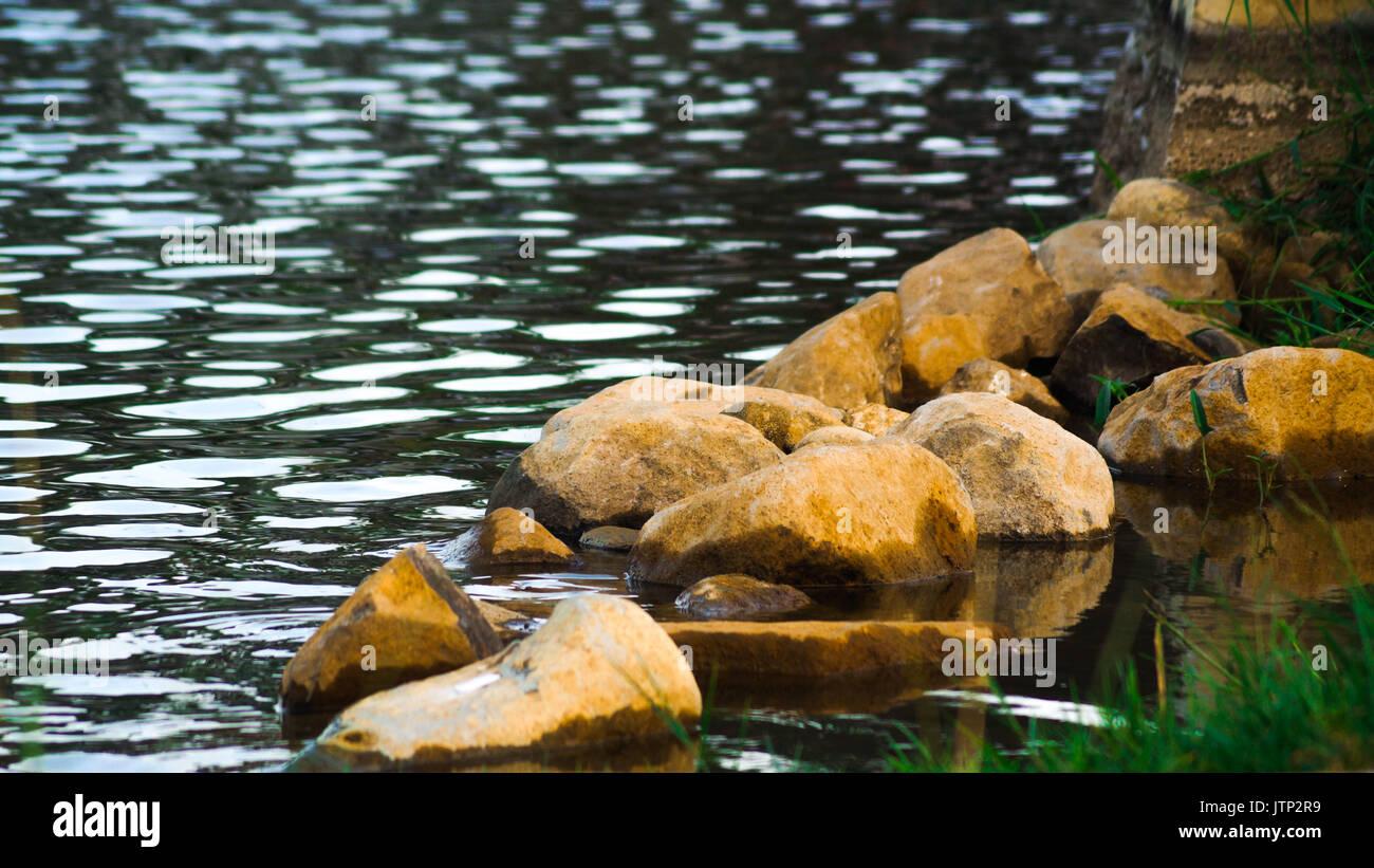 Rocks - Stock Image