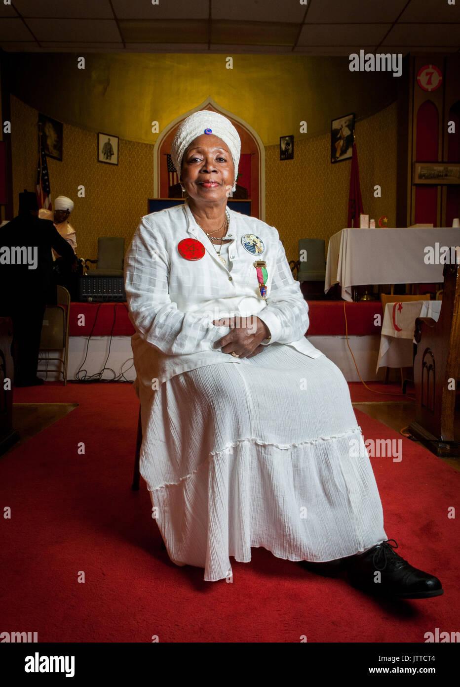 Moorish Science Temple Of America Stock Photos & Moorish