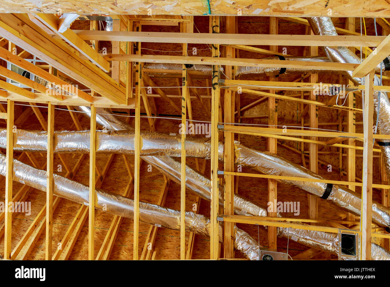 39984e9ebaf4 wiring house frame library wiring diagramthe frame building or a house with  basic electrical wiring stock