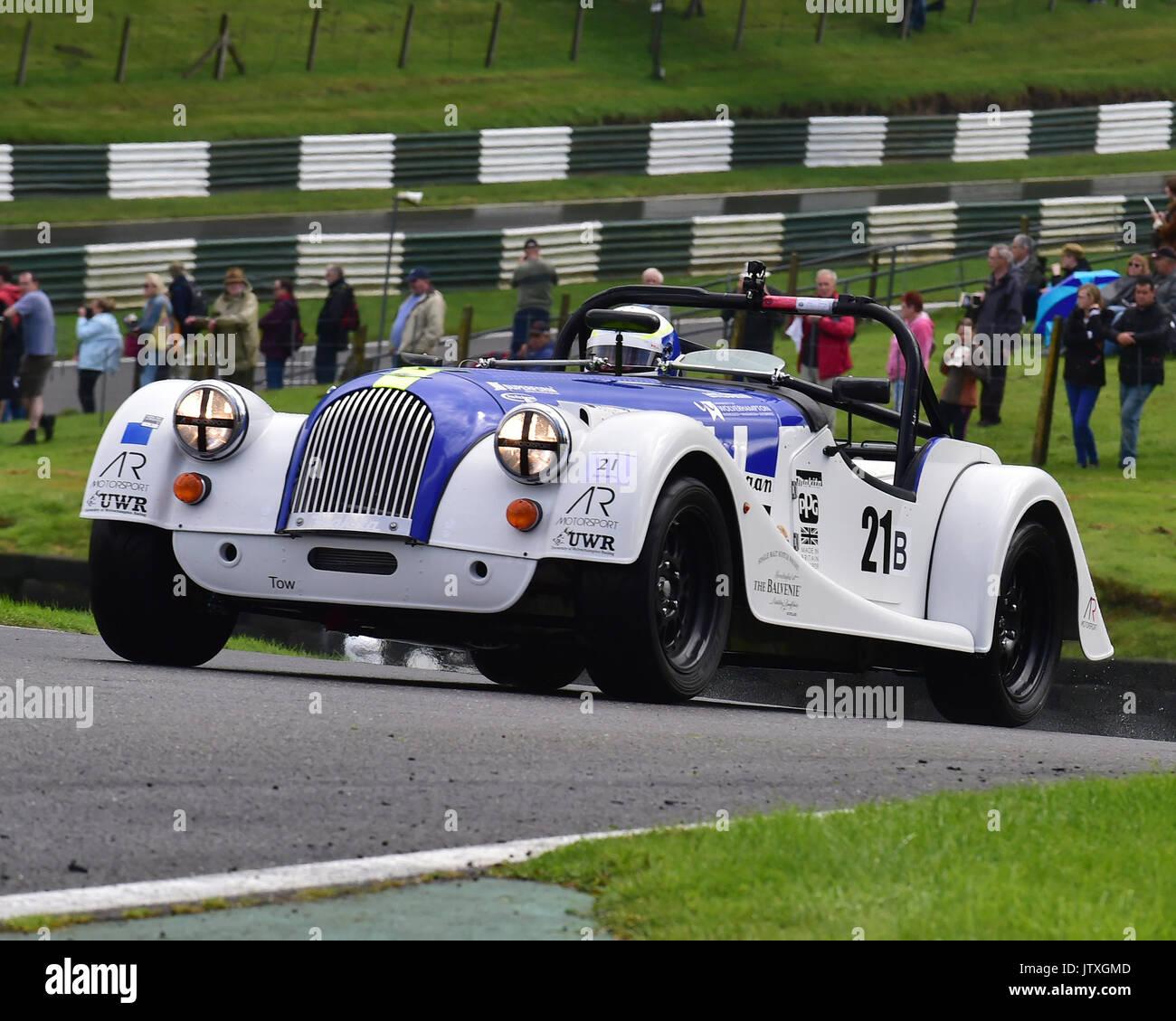 Craig Hamilton-Smith, Morgan Plus 4 Babydoll, AR Motorsport Morgan ...