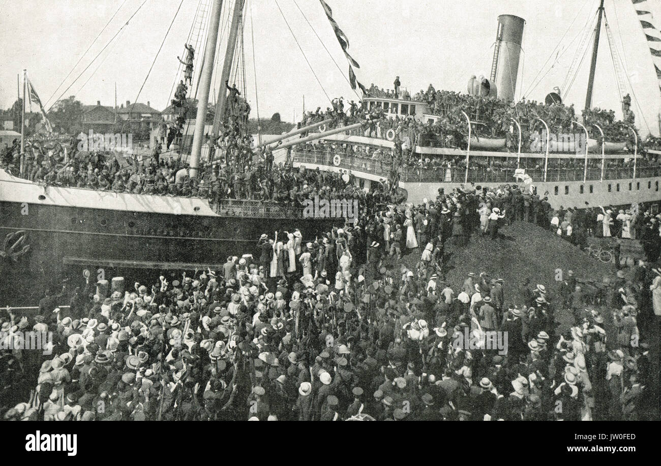 Troopship Stock Photos Troopship Stock Images Alamy