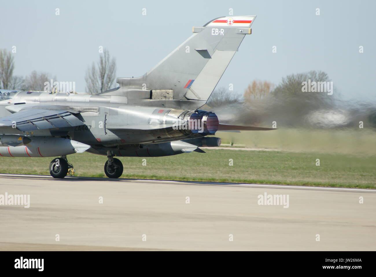 Tornado GR4 - Stock Image