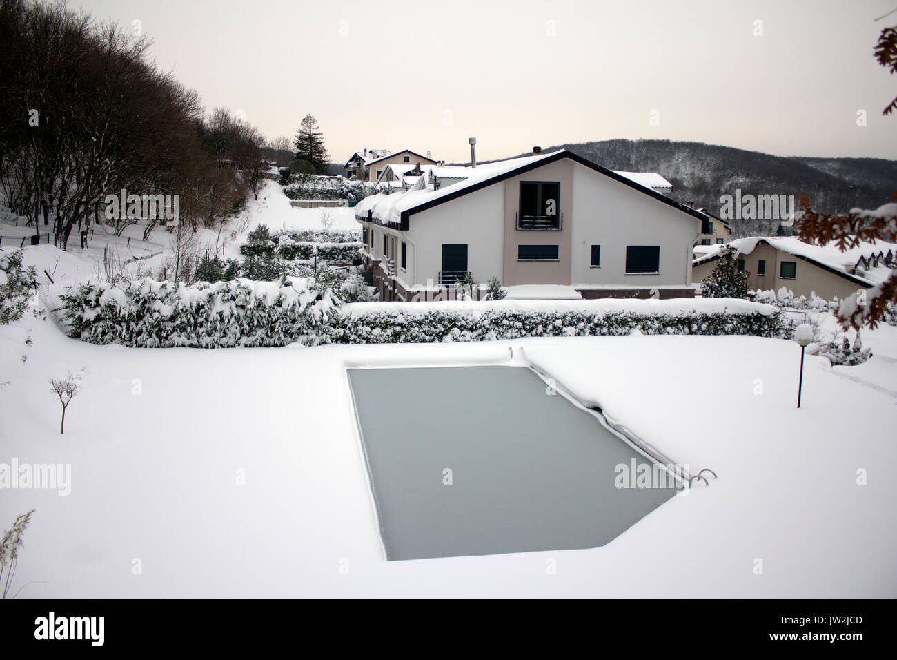Open air swimming stock photos open air swimming stock images alamy for Opening swimming pool after winter