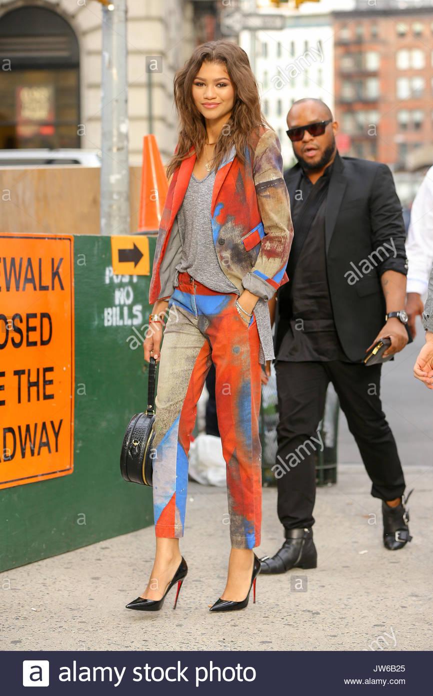 picture Zendaya is stylish nyc