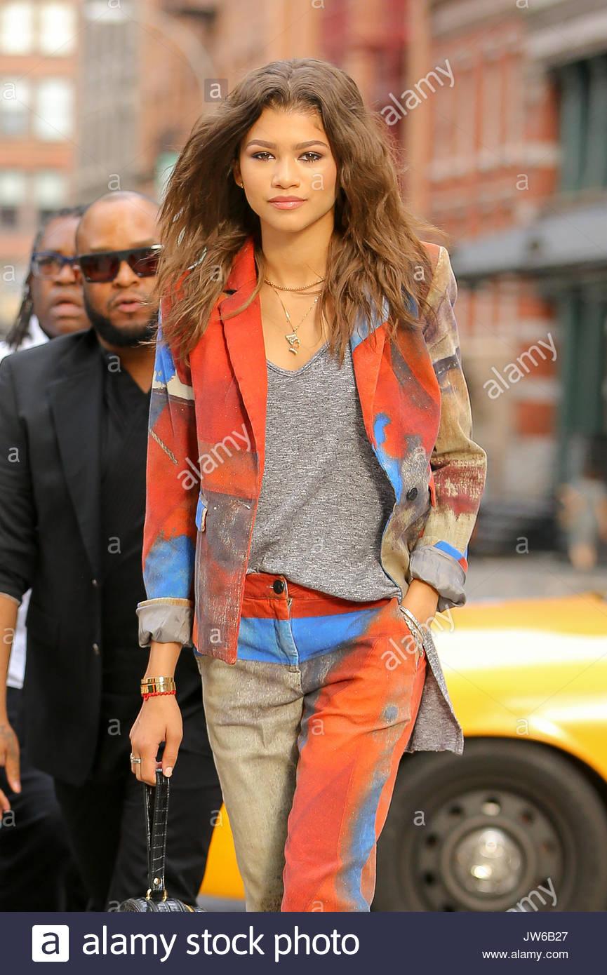 Zendaya is stylish nyc - 2019 year