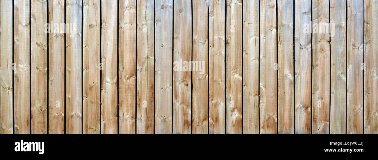 Long Wood Fence Background Panorama With Natural Weathered Pine Timber  Construction. Ideal For Fashion Or Music Background For Country U0026 Western  Musi