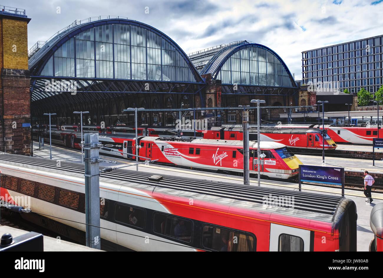 Original Roof Waverley Station Edinburgh Edinburgh