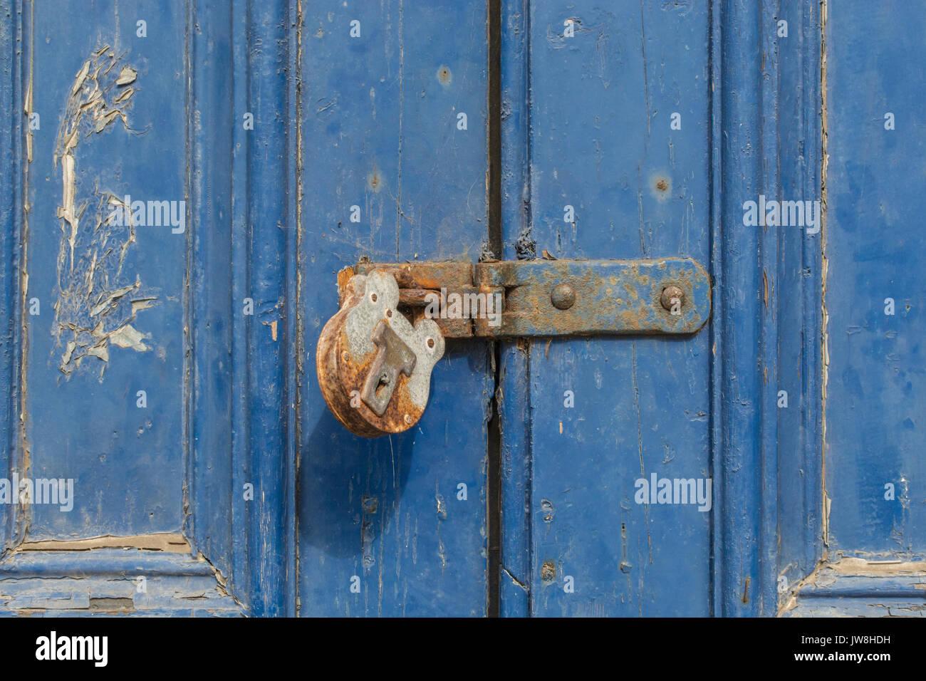 Blocked Access Door Key : Blocked door stock photos images alamy