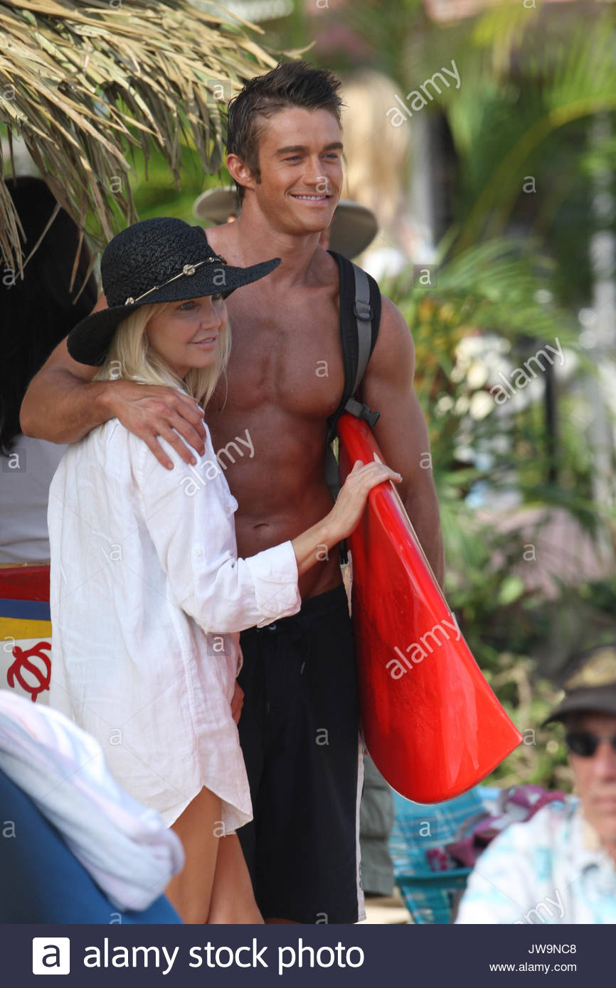 flirting with forty heather locklear married photo: