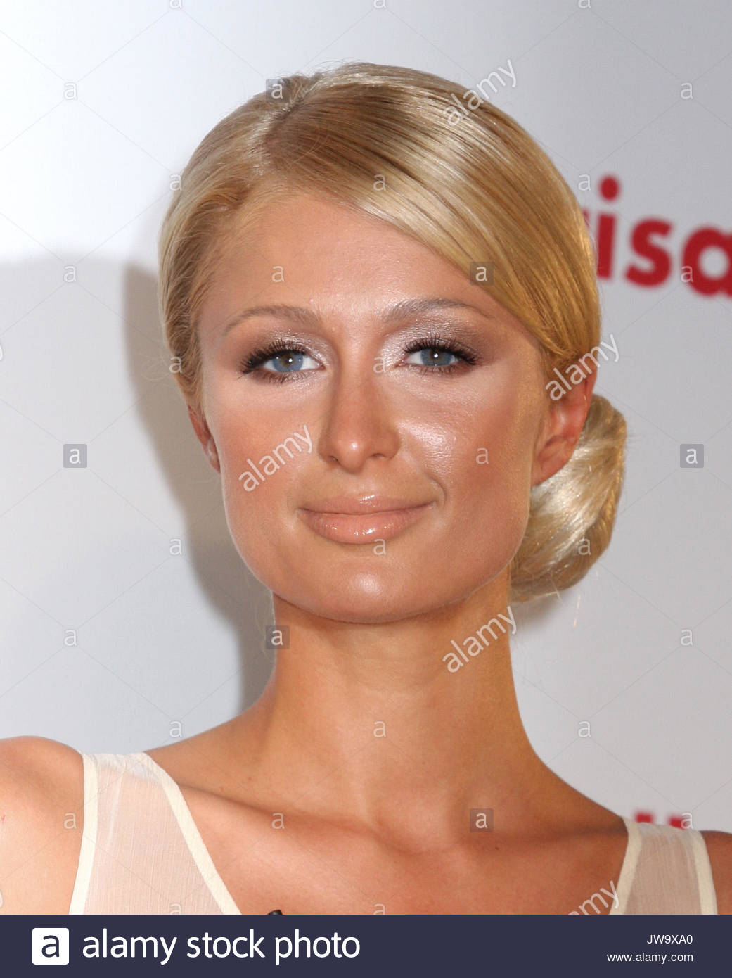 Paris Hilton Unveils Her Sally Beauty Supply Hair Extension Line At