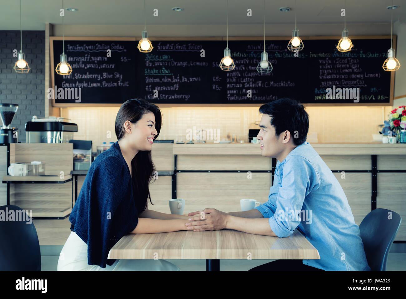 Dating café login