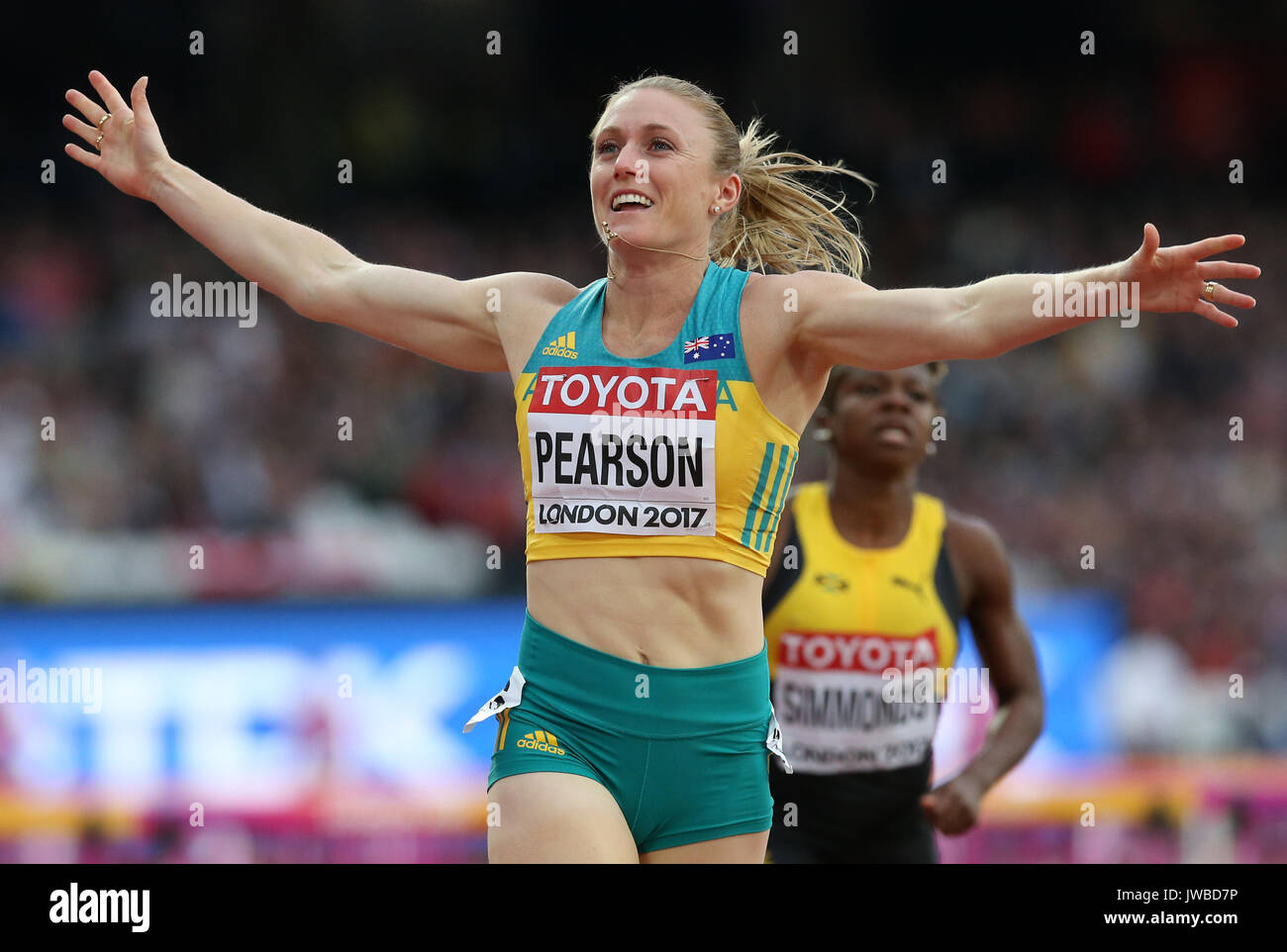 olympic hurdler pearson - 1000×750