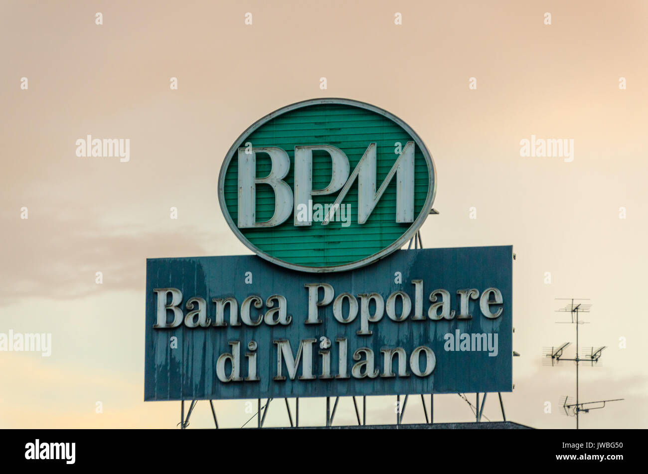 Banca Popolare Di Milano Spa Known As Bipiemme Or Just Bpm Is An