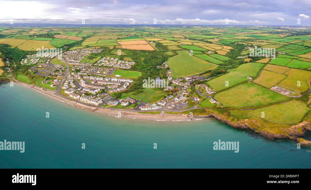 Broad Haven - Stock Image