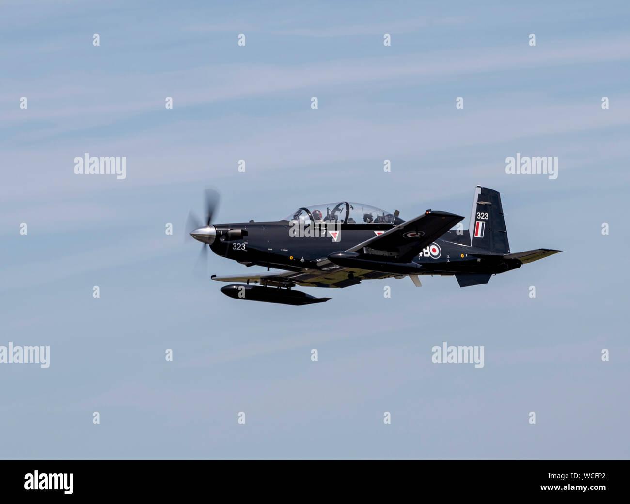 Beechcraft T6-C Texan - Stock Image
