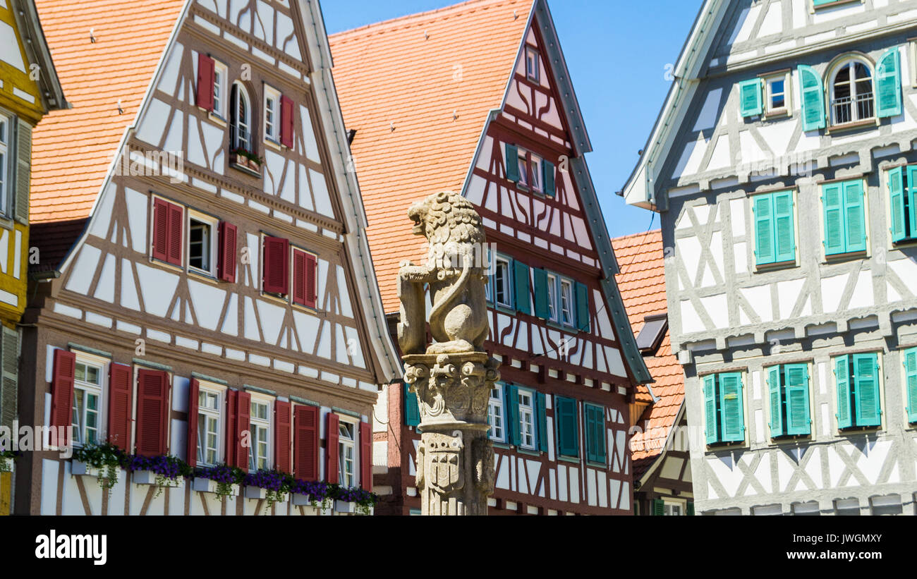 Herrenberg, Germany - Stock Image
