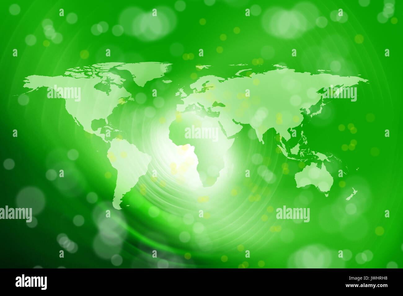 Creative world map abstract background stock photos creative world background image of abstract lights and world map manipulation nasa world map image layered and gumiabroncs Image collections