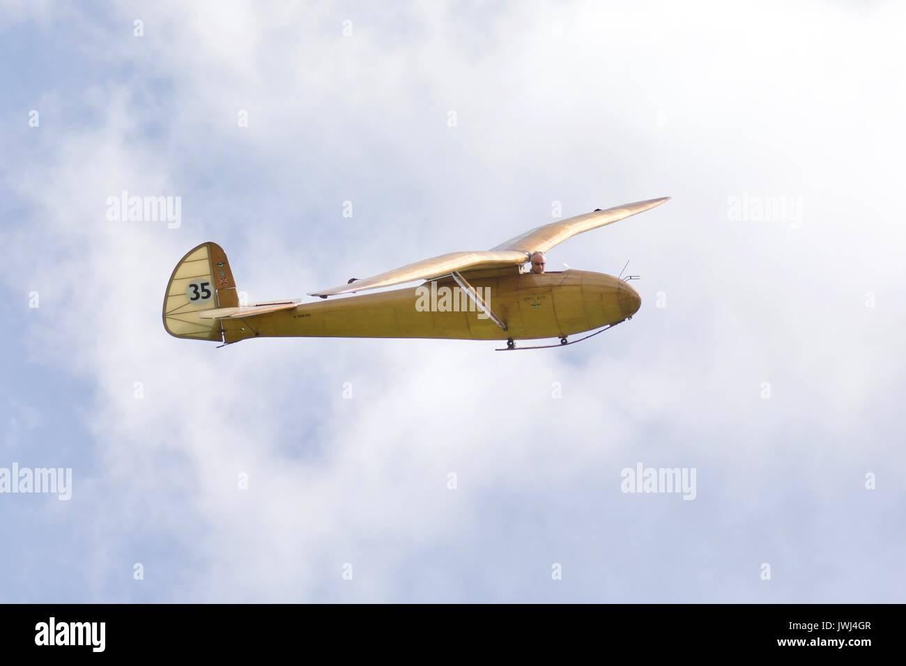 1937 Kirby Kite - Stock Image