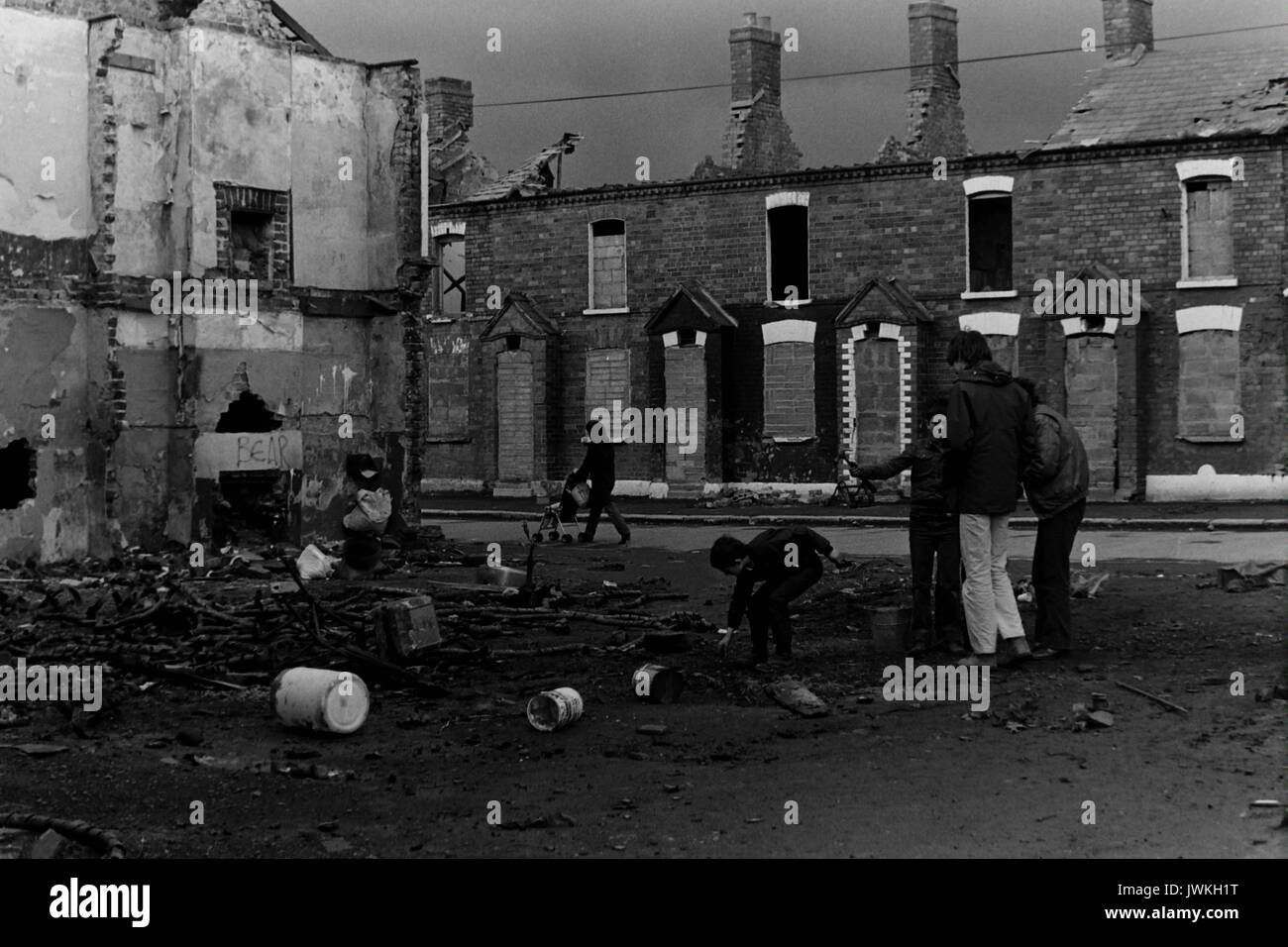 07ecc16f0d53 Belfast s streets and daily life pictured during the