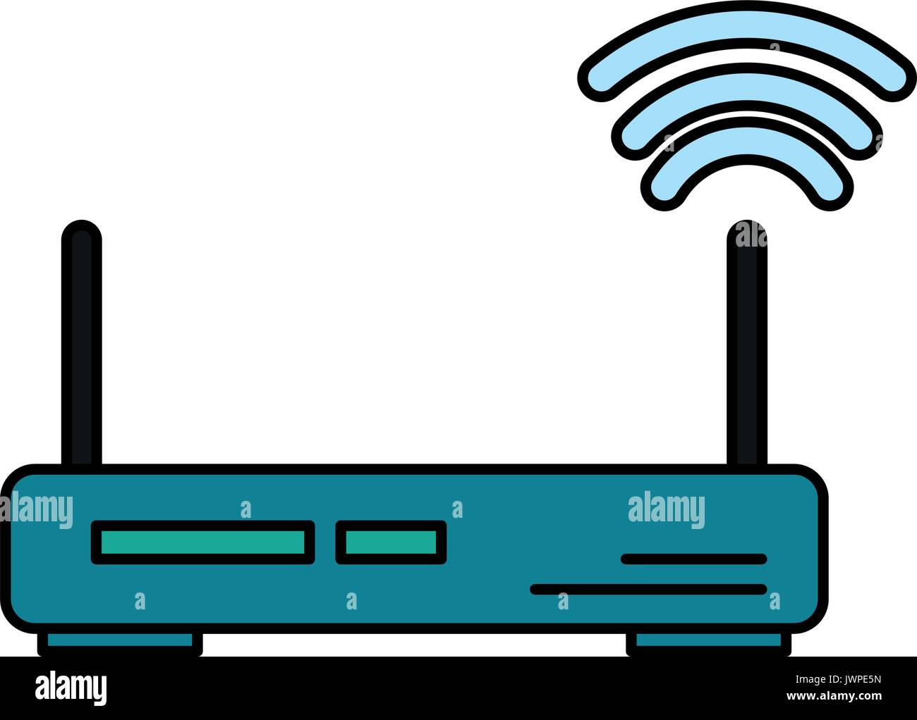 Wifi Router Icon Stock Photos Wifi Router Icon Stock Images Alamy