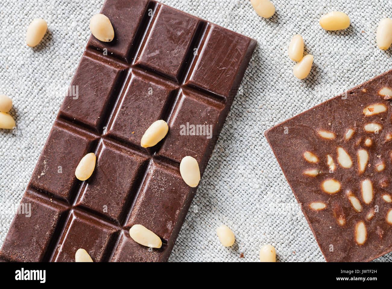 Handmade Chocolate Stock Photos & Handmade Chocolate Stock