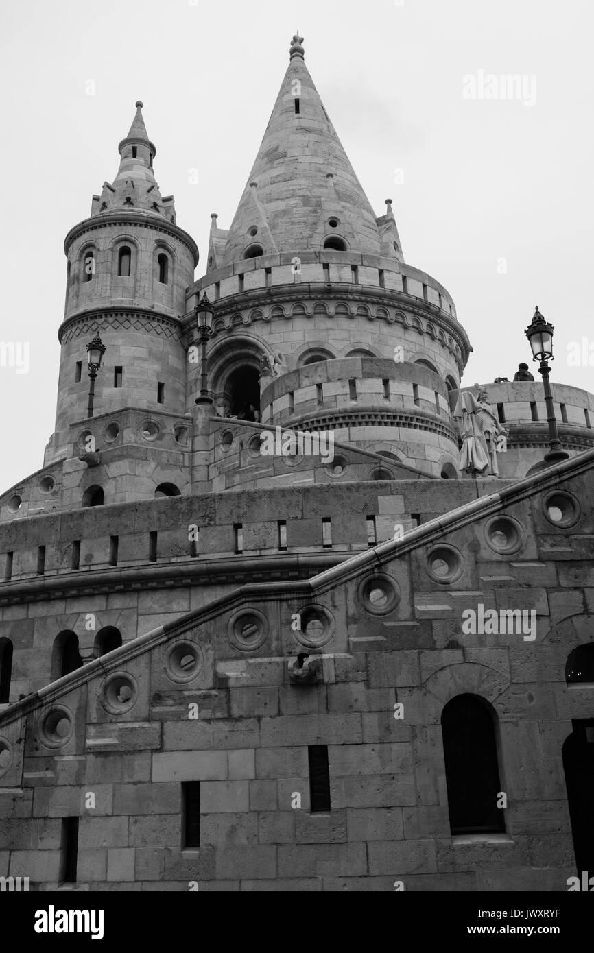 Budapest, Hungary. - Stock Image