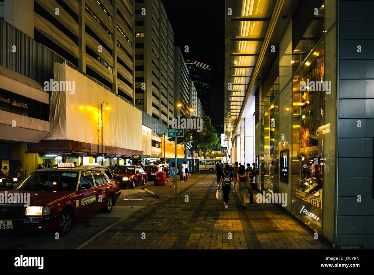 Shopping Tsim Sha Tsui Stock Photos & Shopping Tsim Sha Tsui Stock ...