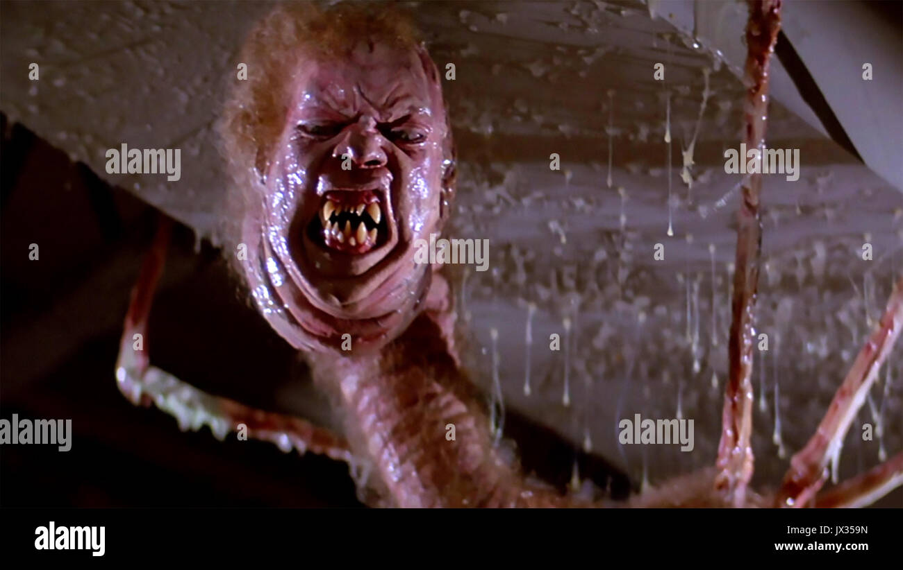 THE THING 1982 Universal Pictures film - Stock Image