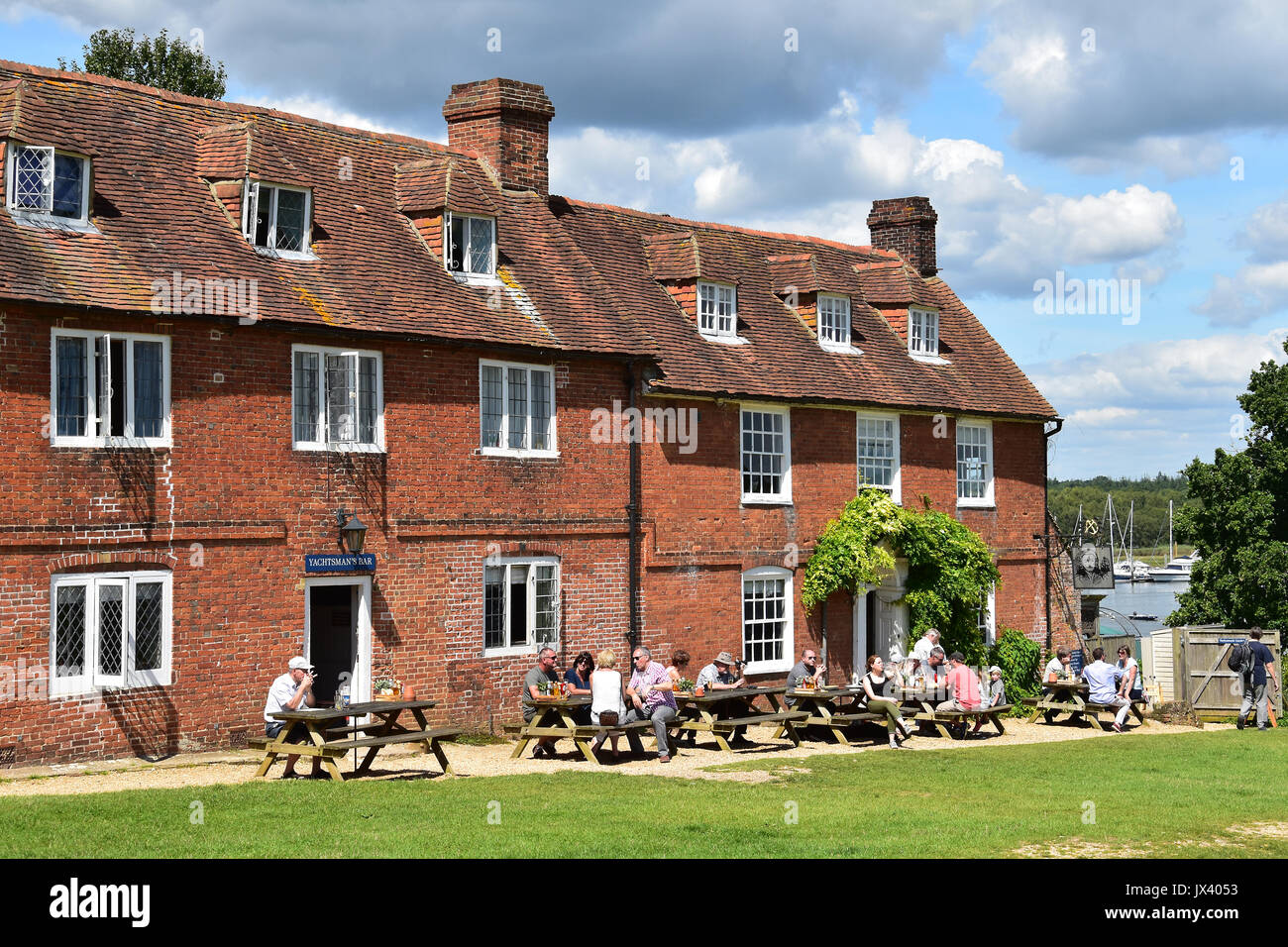 the master builder s house hotel bucklers hard looking towards rh alamy com