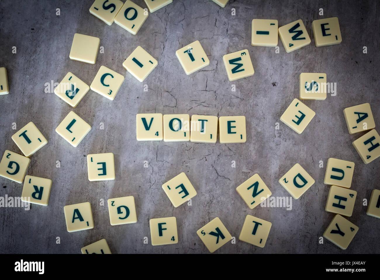 Scrabble Letters Alphabet Stock Photos Scrabble Letters Alphabet