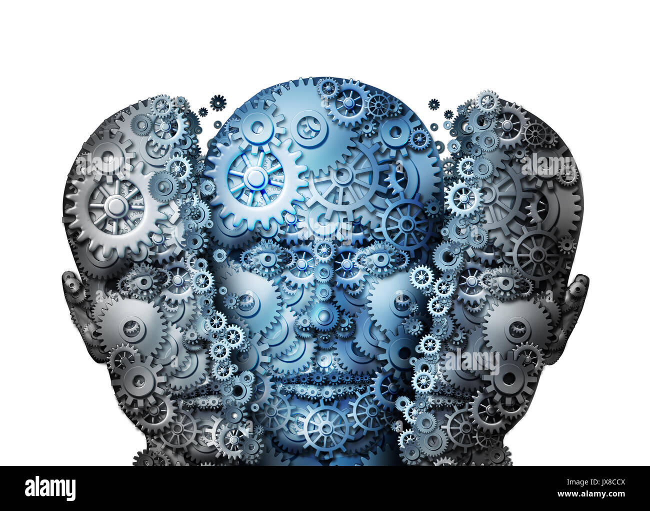 Artificial Intelligence Or Ai Virtual Reality Technology Birth As A