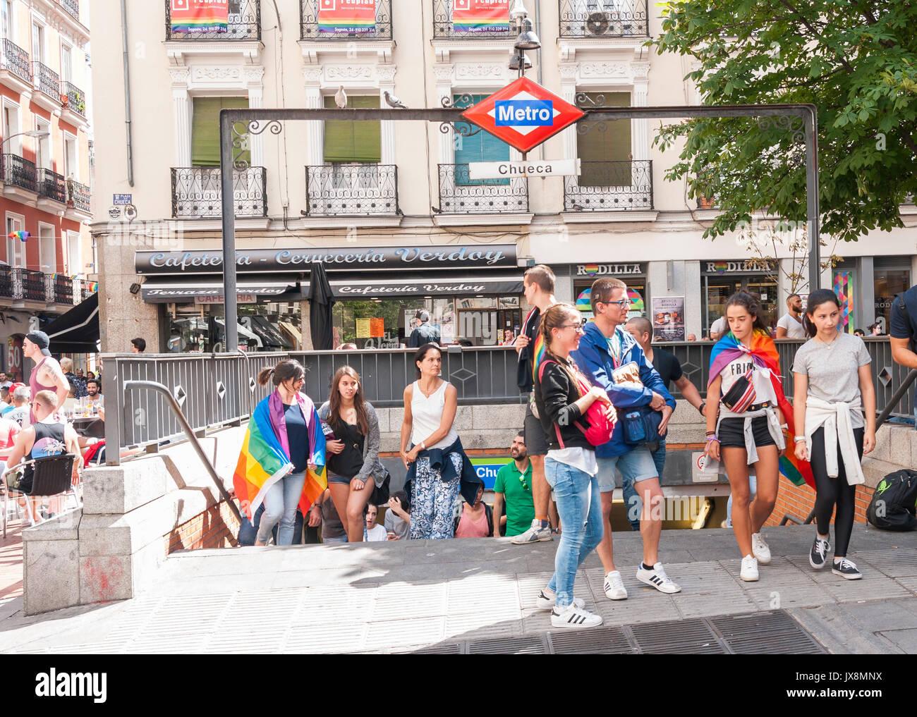 Chat Gay Madrid Gratis