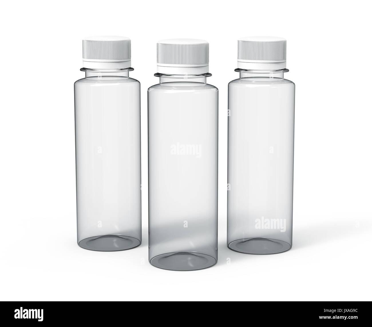 plastic bottle for drinks blank transparent bottle mockup. Black Bedroom Furniture Sets. Home Design Ideas