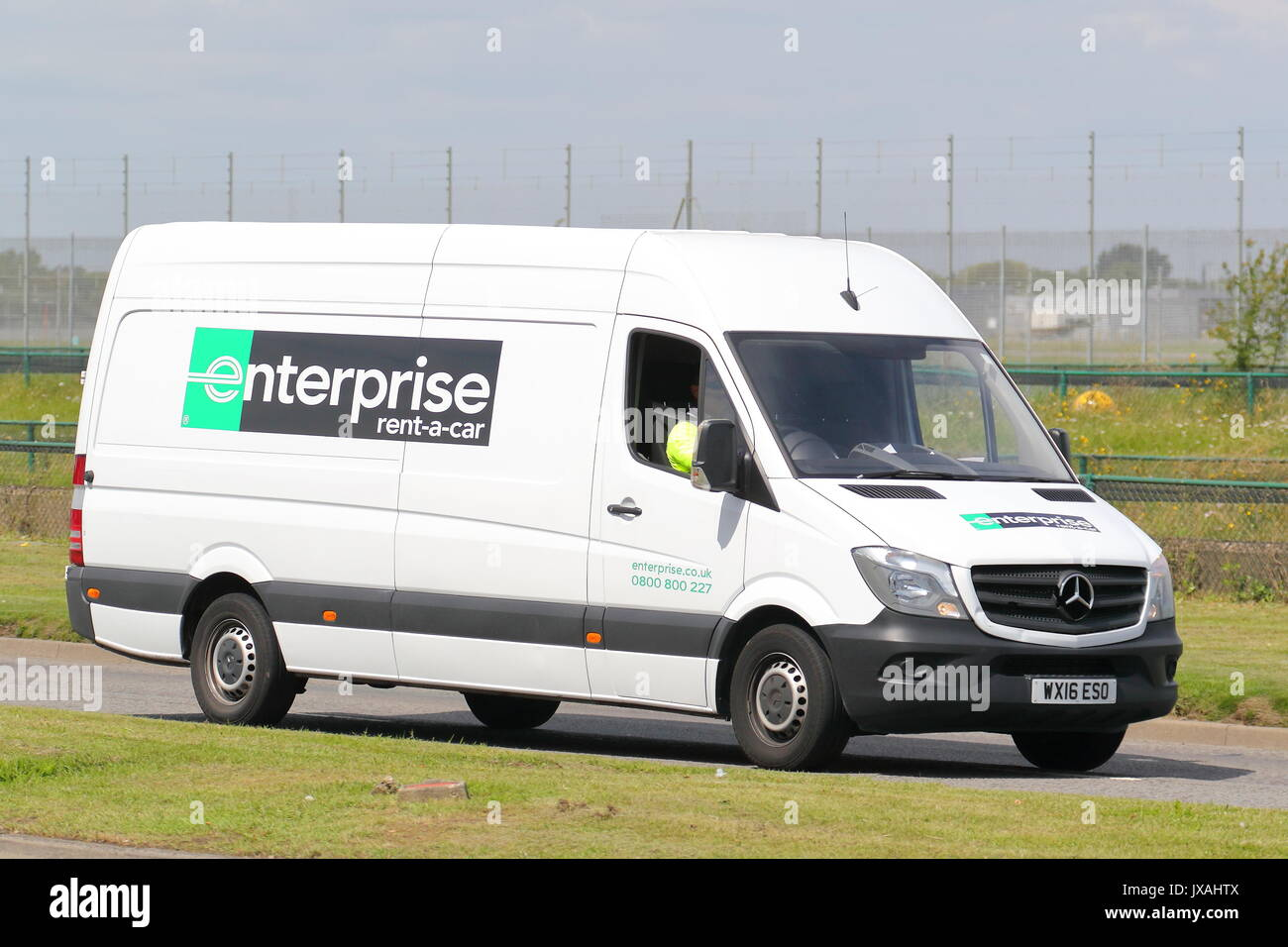 331fe372be Rent A Van Stock Photos   Rent A Van Stock Images - Alamy