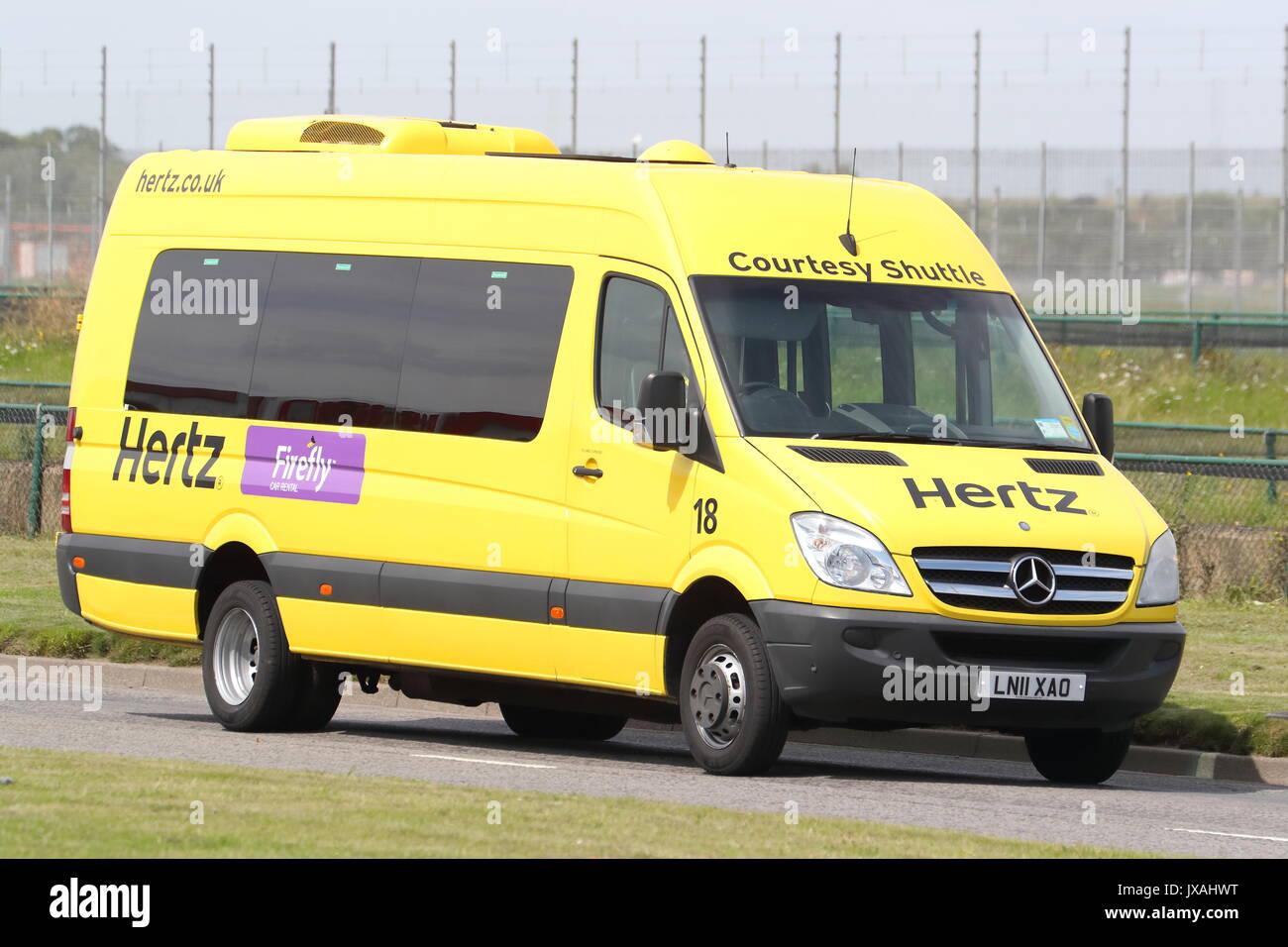 Hertz Car Rental Chicago Airport