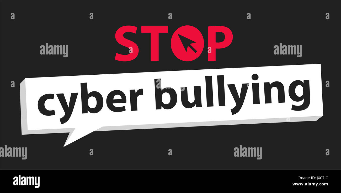 how to help stop cyber bullying