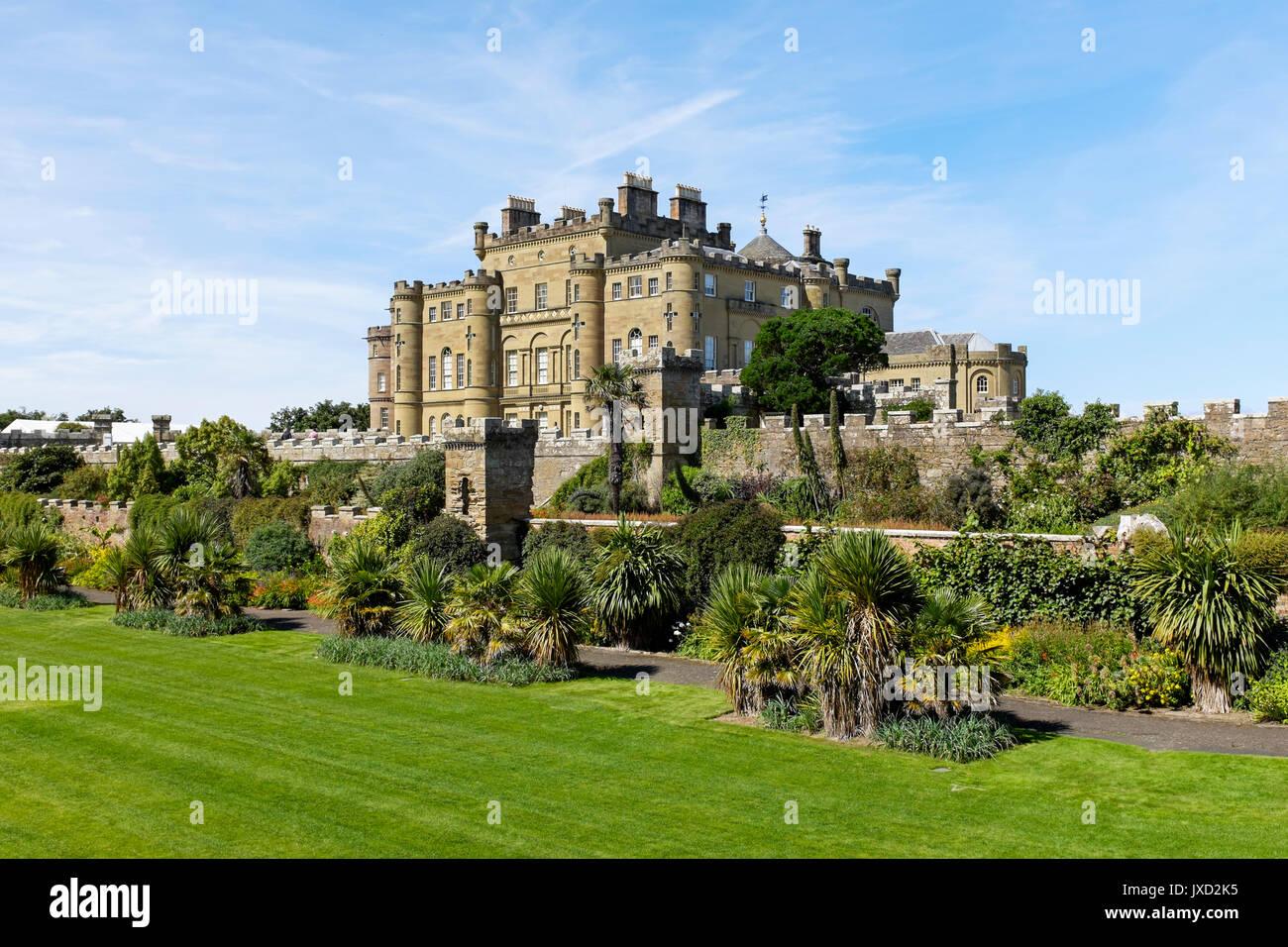 Culzean Castle, near Ayr, Ayrshire, Scotland, UK - Stock Image