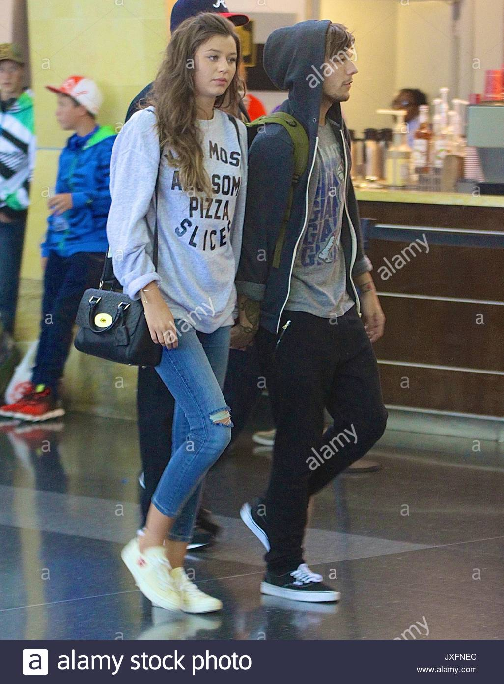 Louis Tomlinson and Eleanor Calder. Louis Tomlinson from ...