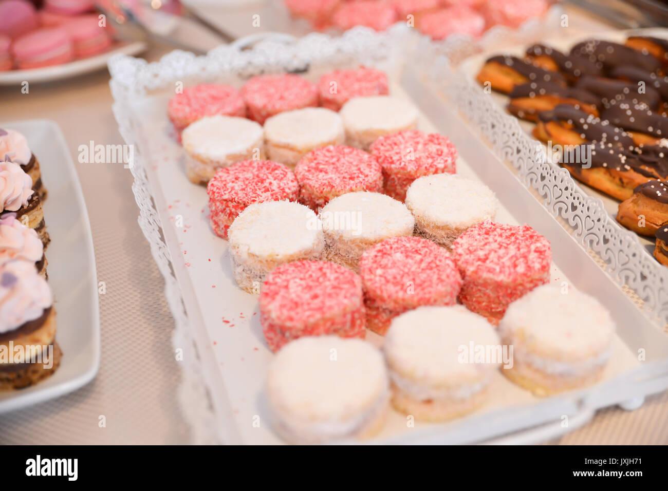 Wedding Cake Food Desert Stock Photos & Wedding Cake Food Desert ...