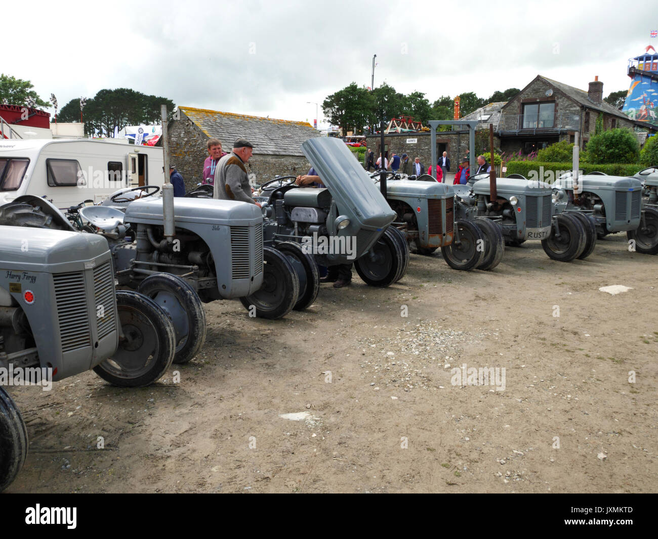 Grey Fergie Stock Photos & Grey Fergie Stock Images - Alamy