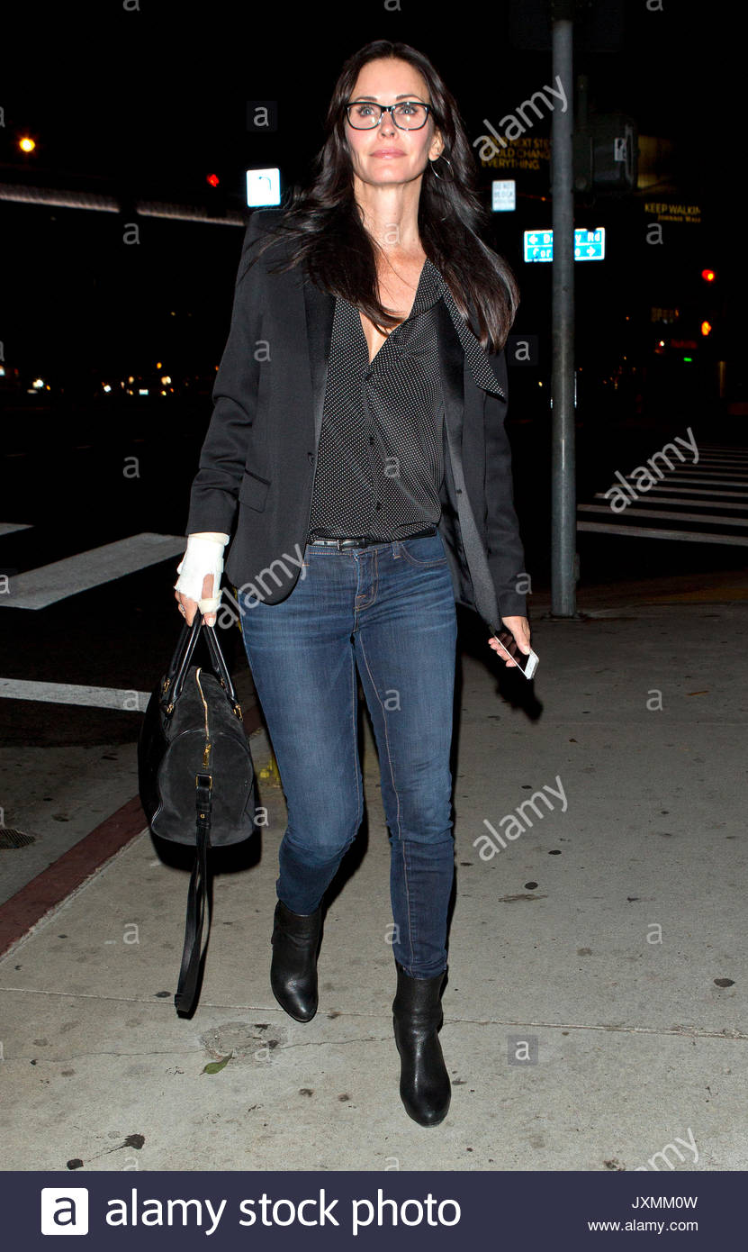 e75c0e58f5 Courtney Cox.  Cougar Town  star Courtney Cox