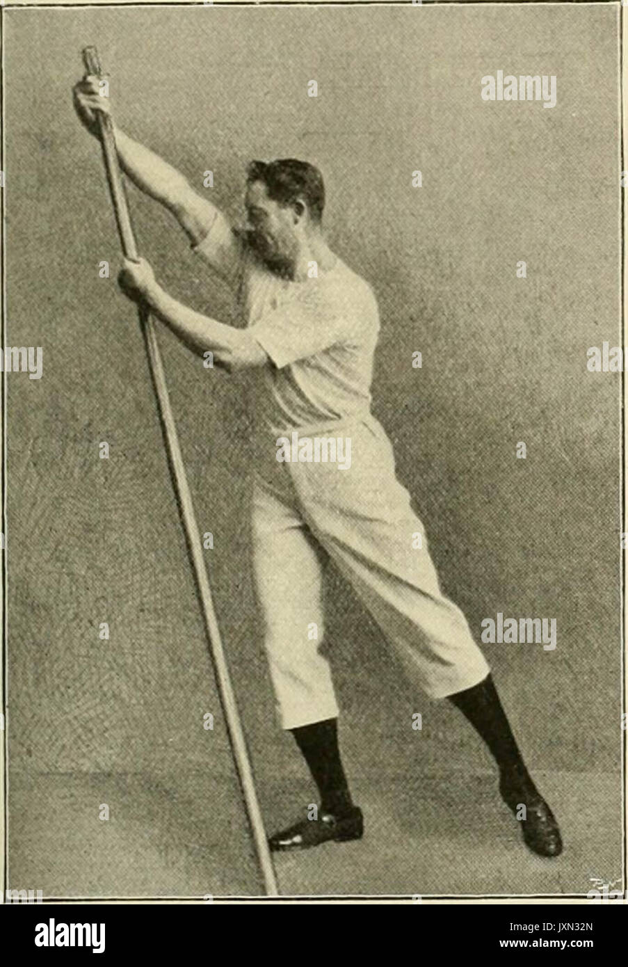 'The encyclopaedia of sport' (1897) - Stock Image
