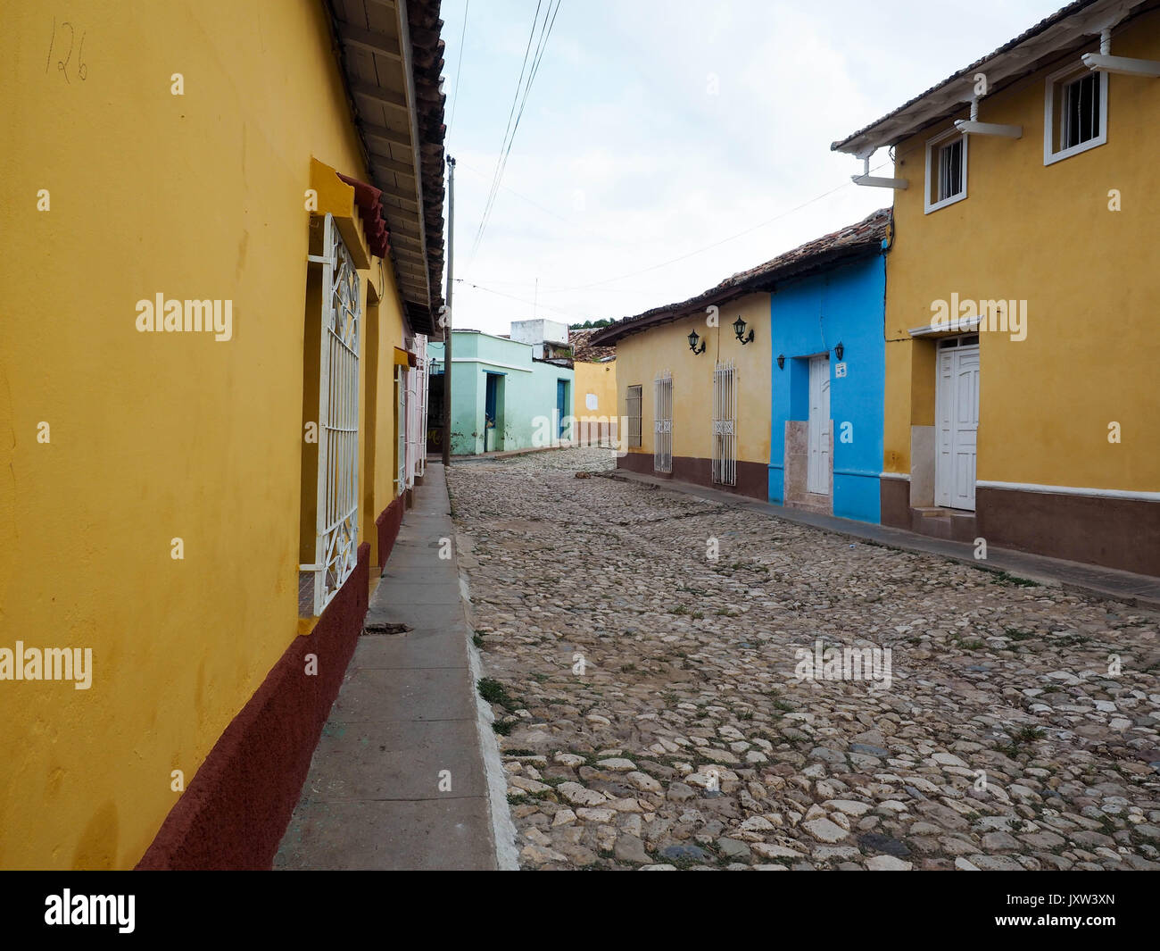Street of Cuba the 06/30/2017 - Stock Image