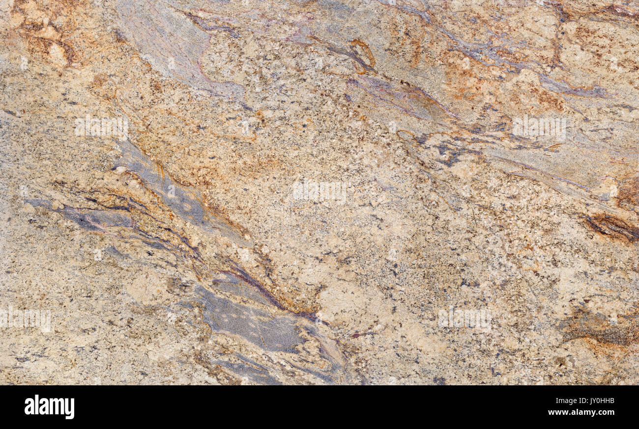 granite decorative stone background beautiful design structure - Stock Image