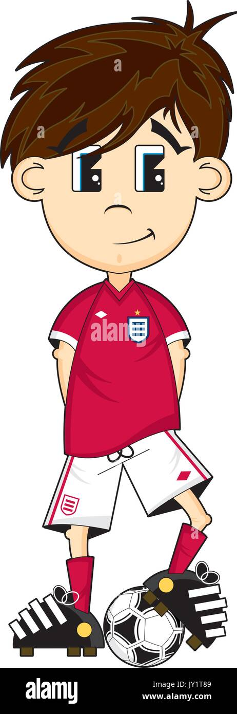 Football Player Cartoon Stock Photos Football Player