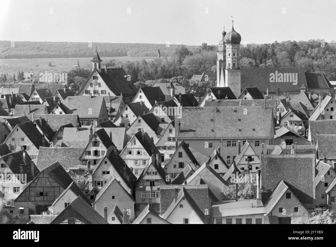 European townscape. - Stock Image