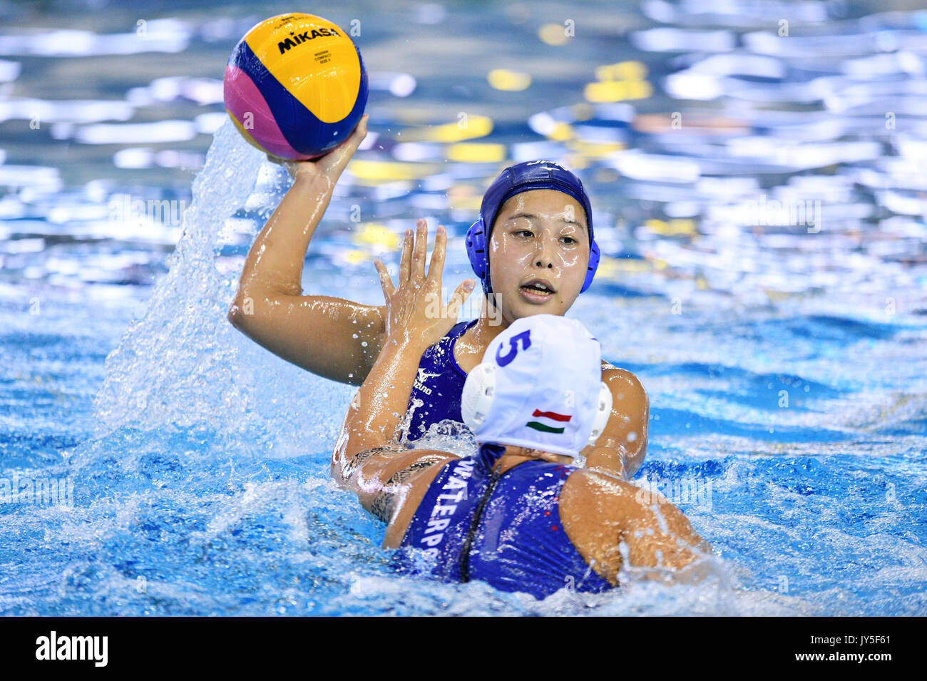 cb97ec2d4575a Womens Water Polo Stock Photos   Womens Water Polo Stock Images - Alamy