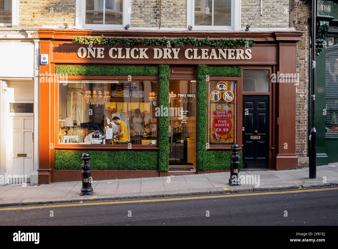 Small Business And High Street Stock Photos & Small Business And ...