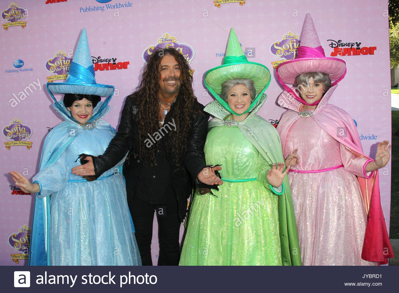 disney channel presents the movie premiere and storybook launch for disney juniors sofia the first once upon a princess premiere at walt disney studios